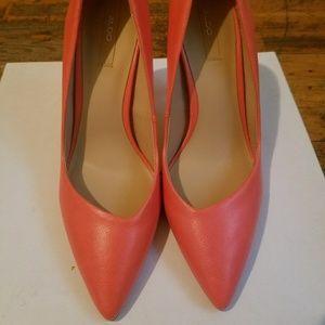 Aldo pink heels